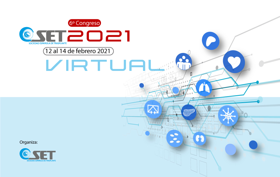 6º Congreso de la SET2021 -  VIRTUAL